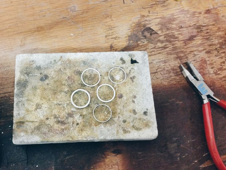 Silver stacking rings   Crafternoon Cabaret Club   http://crafternooncabaretclub.com/2016/01/22/stack-em-high-making-rings-with-london-jewellery-school/