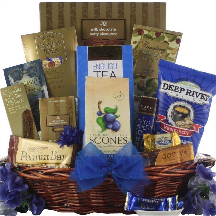 20 best back to school gift basket images on pinterest thoughts happy hanukkah gourmet kosher gift basket negle Images