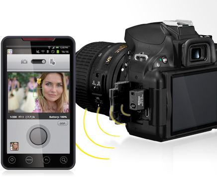 Nikon 5200. Share creations in an instant with optional Wi-Fi adapter. Love it, Want it, Have it.