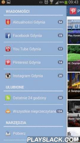 Gdynia  Android App - playslack.com ,  Gdynia Wiadomości APPSpis treści:✔ Wiadomości Gdynia Push Up✔ Facebook Gdynia✔ Youtube Gdynia✔ Pinterest Gdynia✔ Instagram Gdynia✔ Ostatnie 24 godzinyzawsze na bieżąco przez Push Up Service.Nieoficjalny Gdynia APP. Gdynia Posts APPTable of Contents:✔ Messages Gdynia Push Up✔ Facebook Gdynia✔ Youtube Gdynia✔ Pinterest Gdynia✔ Instagram Gdynia✔ Last 24 hoursalways up to date by Push Up Service.Unofficial APP Gdynia.