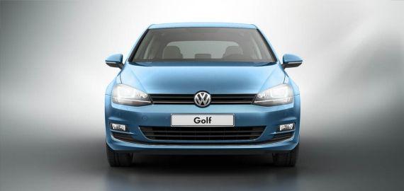 Faros de Xenon de Volkswagen Golf