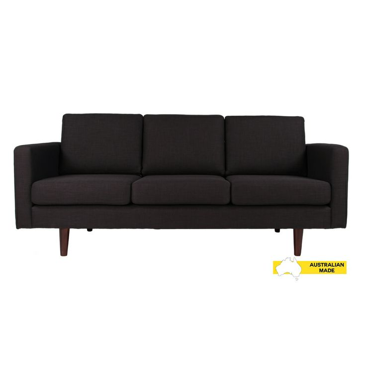 The Matt Blatt Bernard 3 Seater Sofa - Made in Australia - Matt Blatt