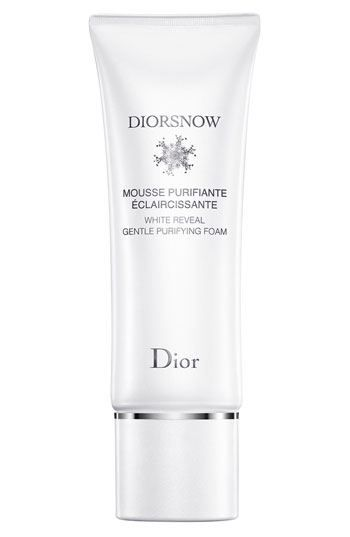 Dior snow cleanser I can not lie without! Brightens and cleanses flawlessly!