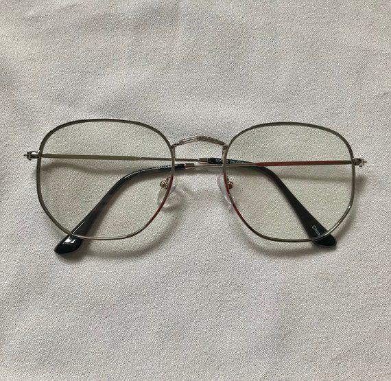 da6e97858159 Clear Square Nerd Glasses Non-Prescription Fake Glasses