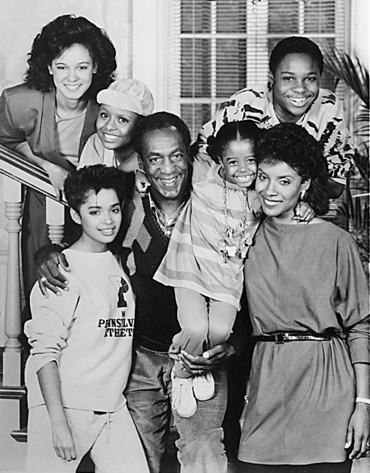 The Cosby Show I have every season and I still watch it on tv every Saturday at work