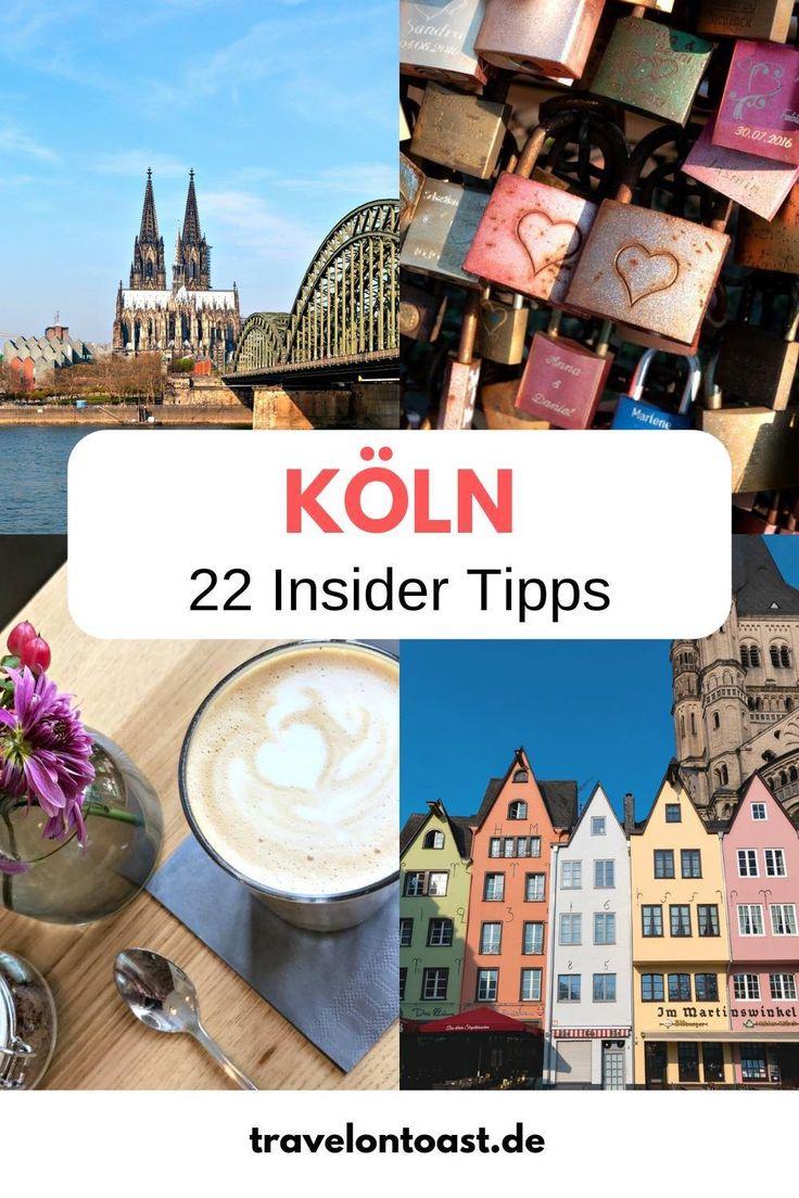 Köln: 22 Sehenswürdigkeiten, Shops & Restaurants