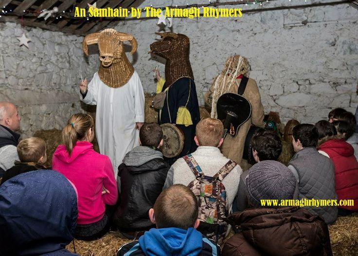 Samhain, Teach Hezlett, Carraig Caislean - Halloween, Hezlett House, Castlerock