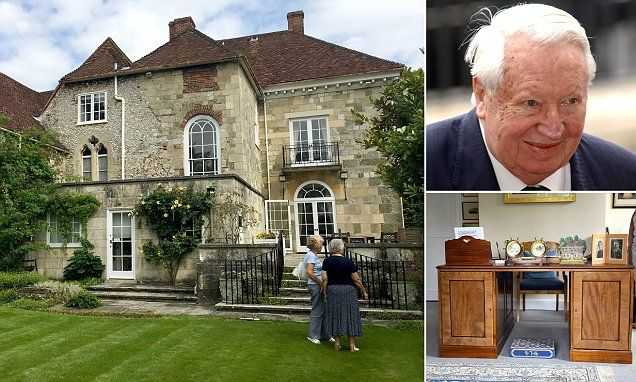 Exhibition opens the doors to Ted Heath's home day after police probe