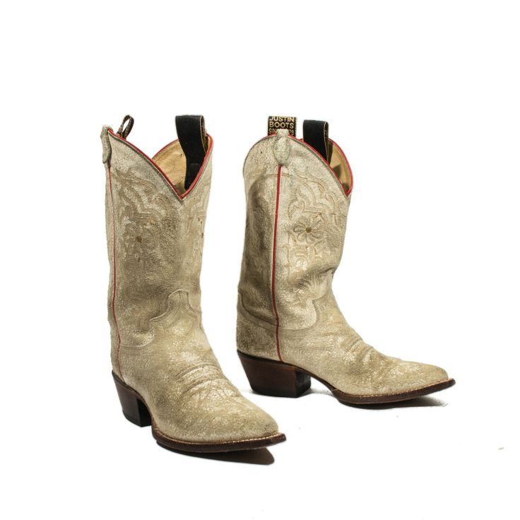 Justin Vintage Collection Boots 74