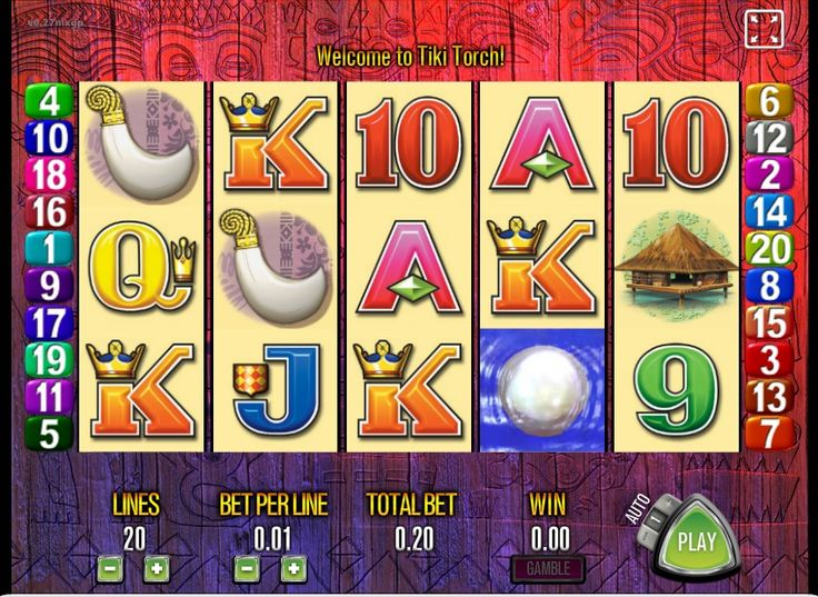 Gambling game tiki torch spearfish gambling