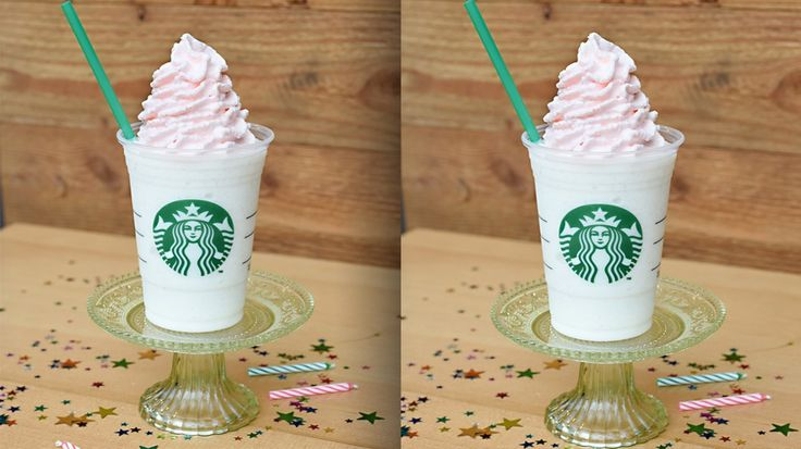 Starbucks celebrates 20 years of icy beverages with Birthday Cake Frappuccino
