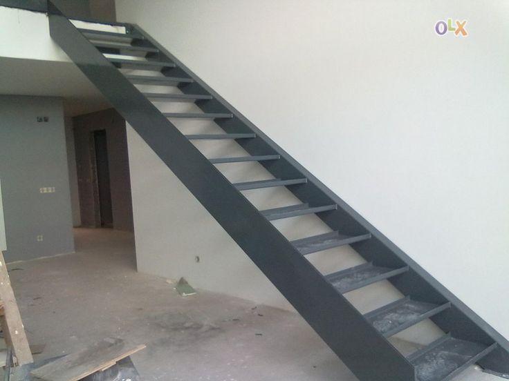 Mais de 1000 ideias sobre escadas metalicas no pinterest - Escalera caracol usada ...