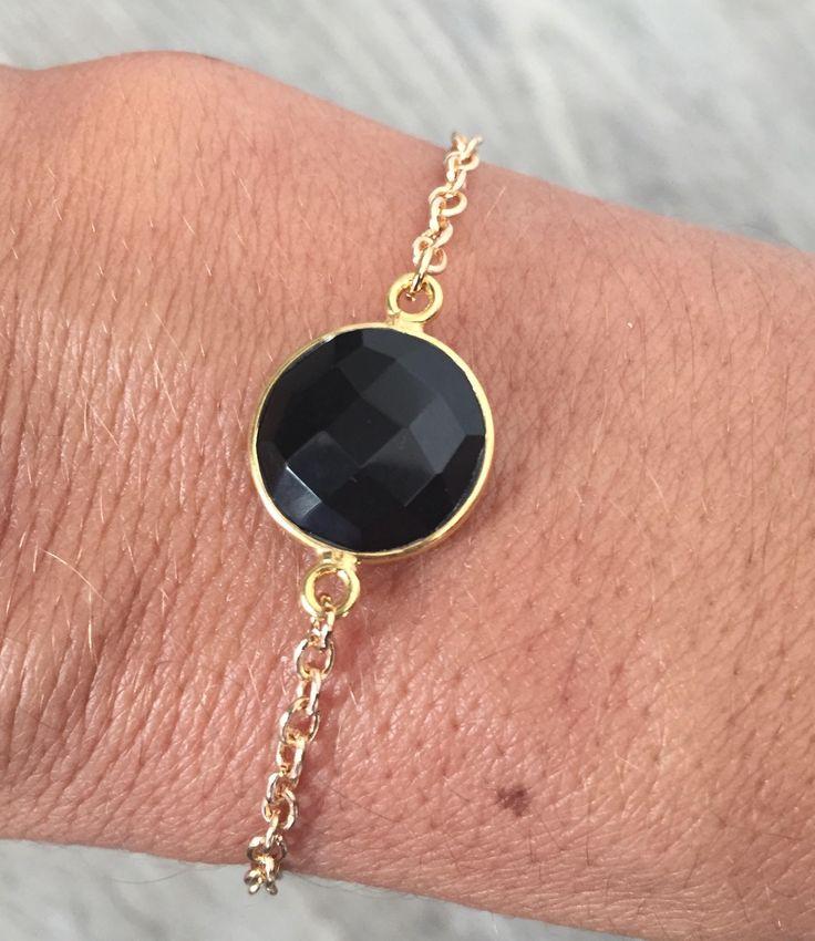 21 best bracelet perle images on pinterest pearl bracelet woman bracelet tendancebracelet femmebracelet bracelet noir bracelet onyx bracelet plaqu fandeluxe Gallery