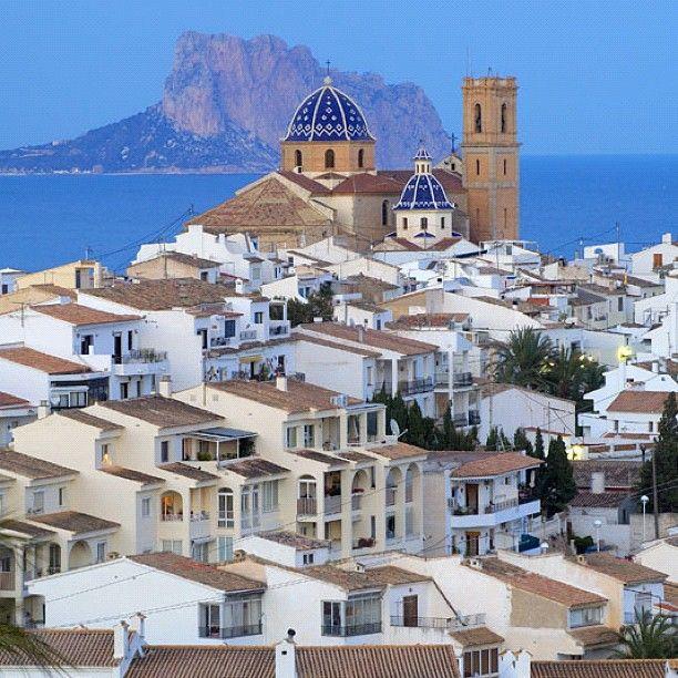 Altea, Costa Blanca, Spain - We love real estate - http://casascostablanca.nl/