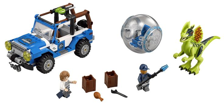 Lego-Jurassic-World-Dilophosaurus-Ambush
