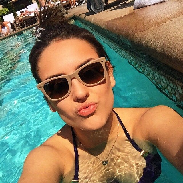 17 Best Images About K Fera On Pinterest Sunglasses Pools And Blue Green Hair