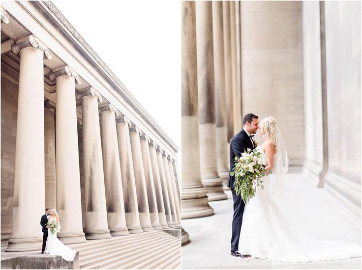 Pittsburgh Wedding Photographers | Mellon Institute Wedding
