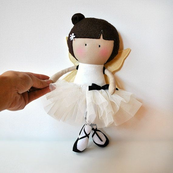 My Teeny Tiny Doll Amber by CookYouSomeNoodles on Etsy