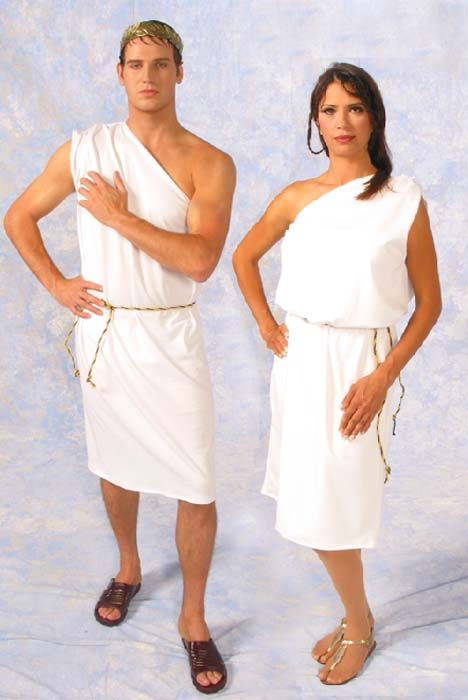 How To Make A Guy Toga Togas were a di...