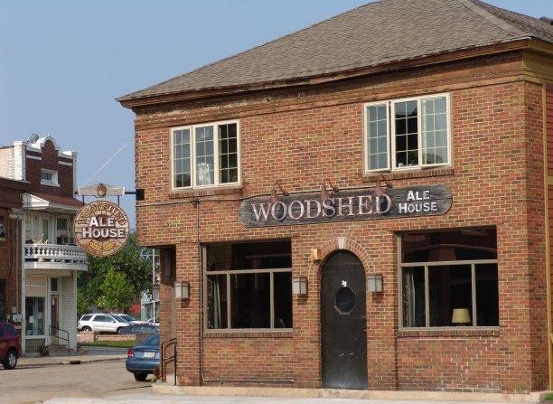 Woodshed Ale House Sauk City WI - Google Search