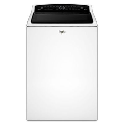 Whirlpool Cabrio 6.1-cu ft High-Efficiency Top-Load Washer (White) ENERGY STAR