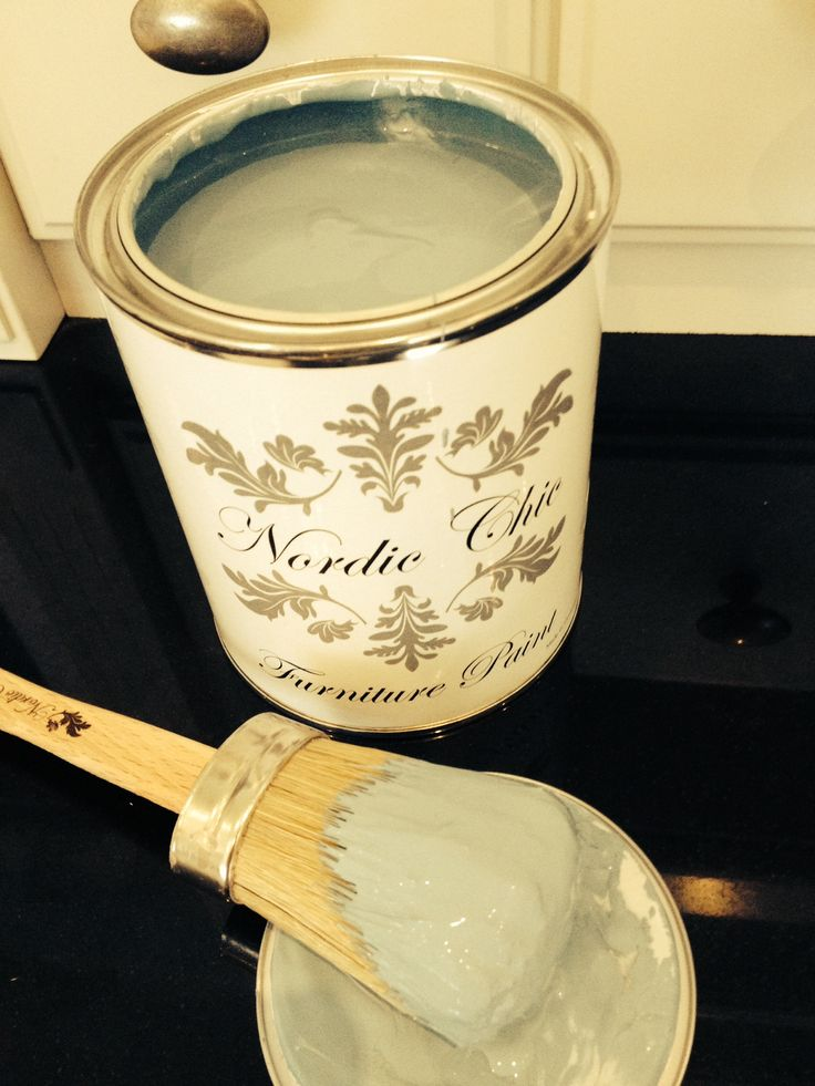#Nordic #Chic Paint has no hidden nasties and is an all natural, environmentally friendly, chalk and mineral paint.  It is ZERO VOC and SOLVENT FREE with no odour. It is thick and rich with superior coverage.  We're not afraid to tell you what's in our paint. In fact, we proudly display our ingredients on each and every tin!