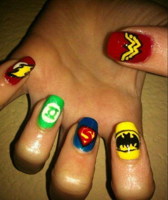Mejores 267 imágenes de Unhas en Pinterest | Arte de uñas, Uña ...