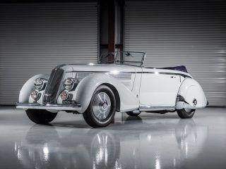 Lancia Astura Cabriolet Series III – 1936