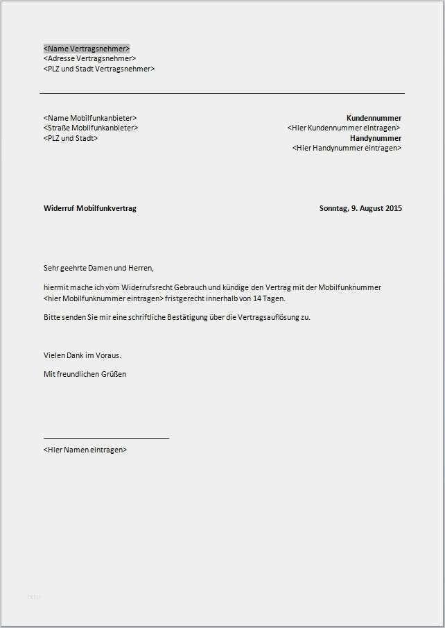 Telekom Telefon Kundigung Vorlage Download Kostenlos Chip 15
