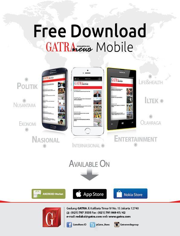 Desain Promosi: GATRA Mobile
