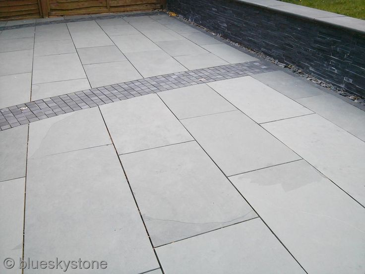 Brazilian Grey Slate Paving Patio U0026 Garden Slabs   Delivered   All Sizes