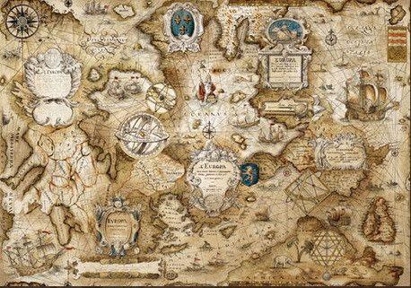 帆船が大海を行きかう時代の航海図を描いたデザインです。ジャーナルノートでは男性に一番人気があります。※ペーパーはコシのあるナトロン紙を使用しています。ヨーロッ... ハンドメイド、手作り、手仕事品の通販・販売・購入ならCreema。