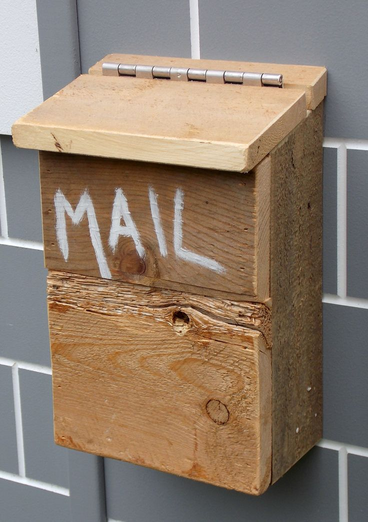 Rustic Mailbox - Lilliput Play Homes