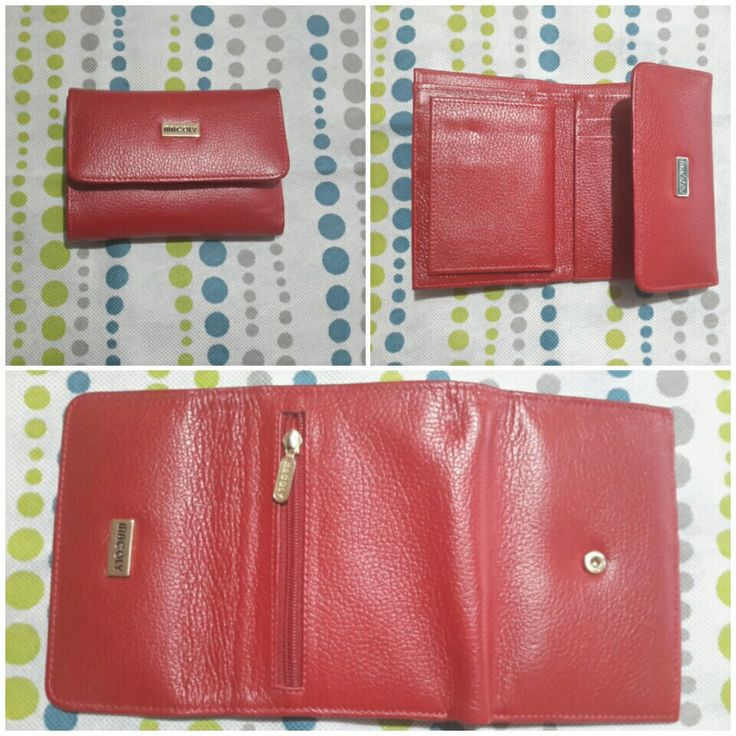 Reseña billetera o cartera de mujer marca Macoly https://youtu.be/twqWFxkn1jU