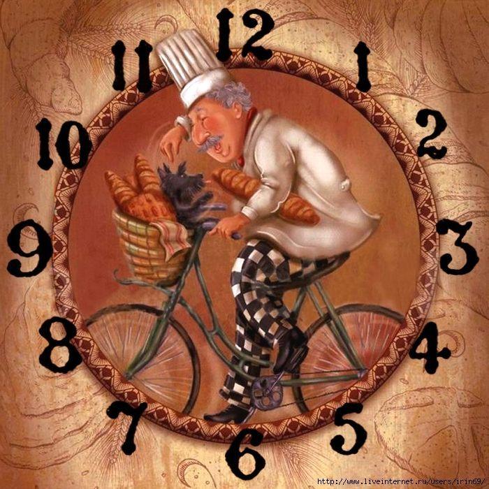 17 mejores ideas sobre relojes para cocina en pinterest - Relojes para cocinas modernas ...