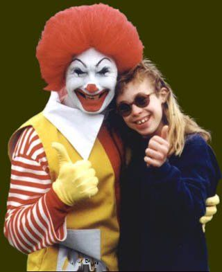 Still not getting why John Wayne Gacy didn't opt to franchise a chain of McDonalds restaurants instead. Oh, the possibilities.