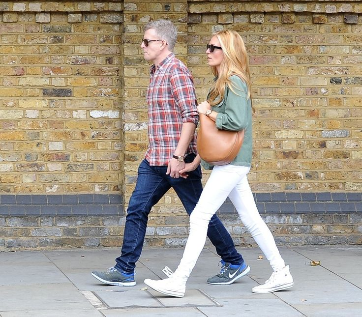 Cat Deeley Photos: Cat Deeley and Her Husband Take a Walk