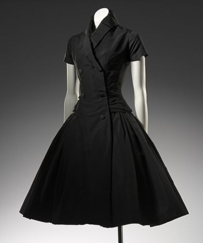| Zeile Cocktail Dress by Christian Dior (1954)