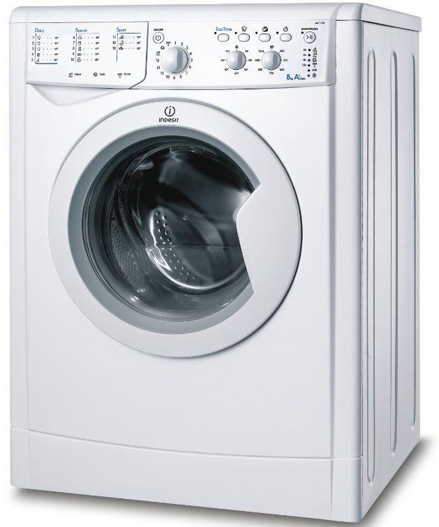 May Giặt Iwc8125 Eu Hiệu Indesit May Giặt May Sấy Tumble Dryers Washing Machine Home Appliances