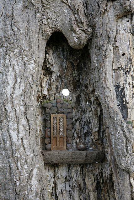 Fairy House.