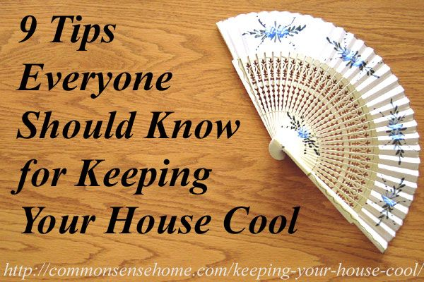 1000 Images About Keeping The House Cool On Pinterest
