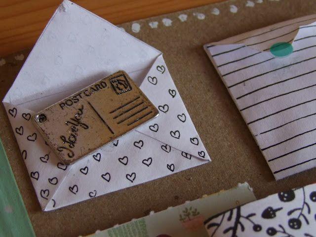 snail mail penpal letter