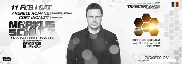 Markus Schulz Album Tour Watch the World