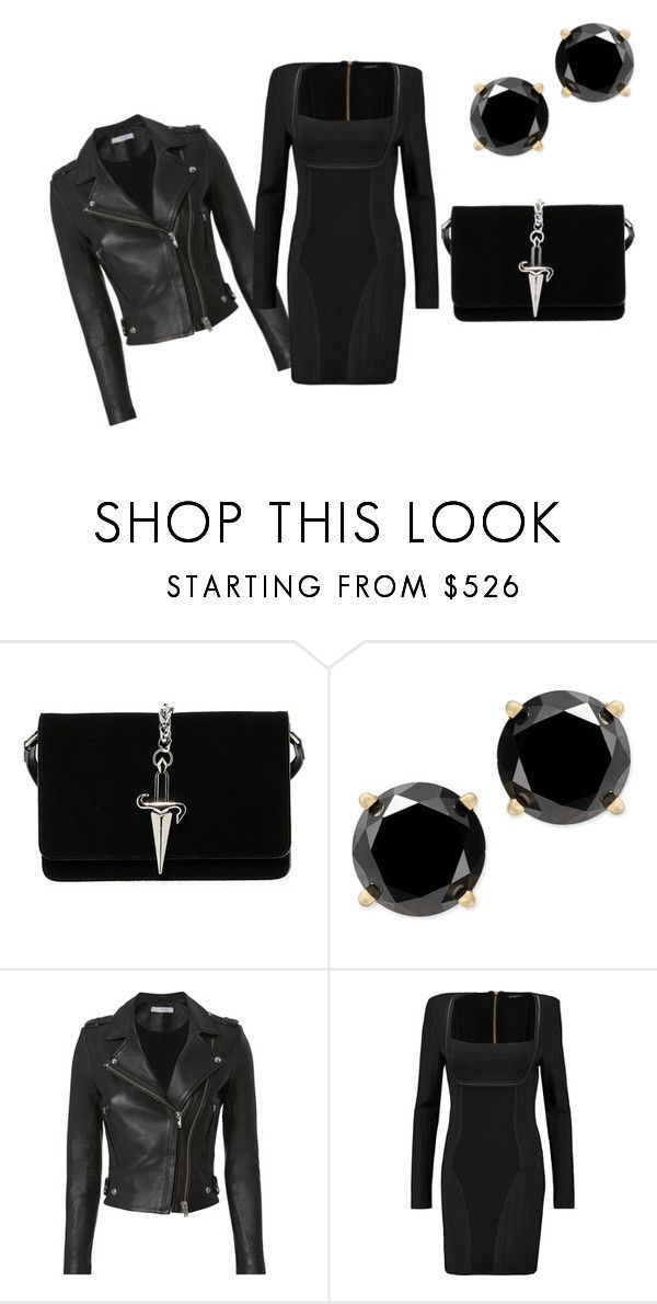 """""""Untitled #27"""" by dadulla on Polyvore featuring Cesare Paciotti, IRO and Balmain"""
