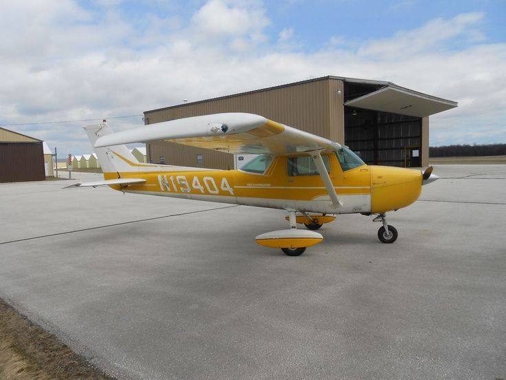 1973 Cessna 150 L Commuter 2521 TT