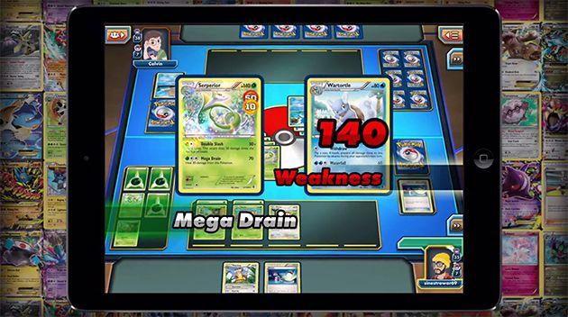 ¡Actualidad! ¿Sabías que el #juego de #cartas de #Pokémon finalmente llega al #iPad?