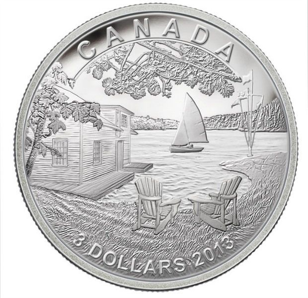 Martin Short designs $3 coin for Royal Canadian Mint: Here's his Cottage Country tribute