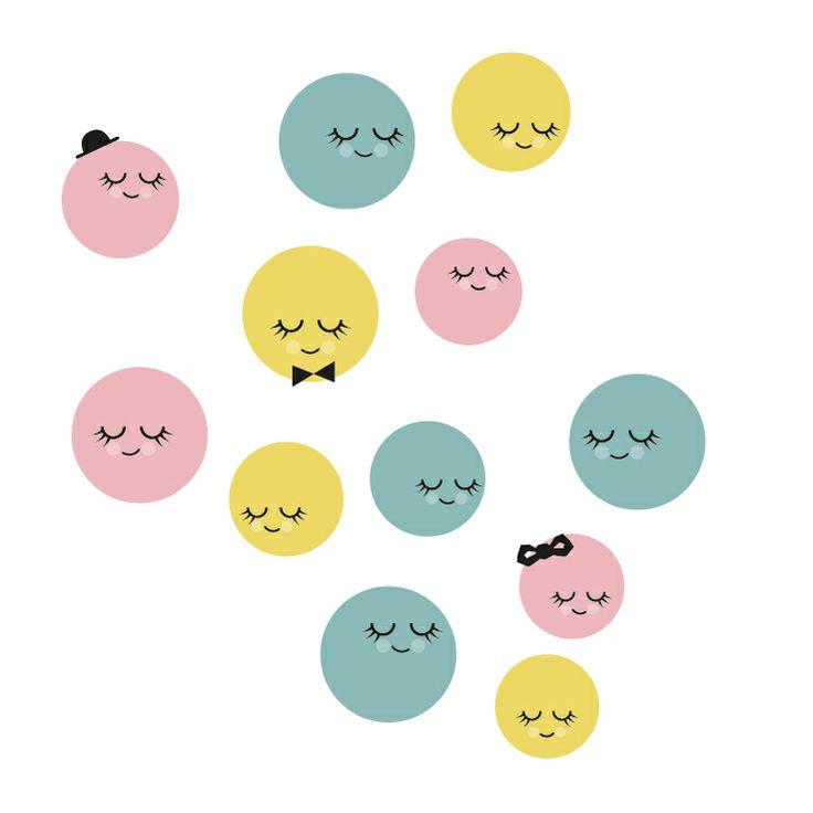 Sleepy dots.