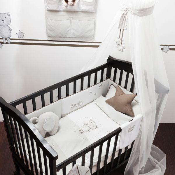 Baby Bettset Teddy Teds von Belily-World auf DaWanda.com