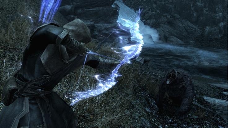 Skyrim, conjuration Mage